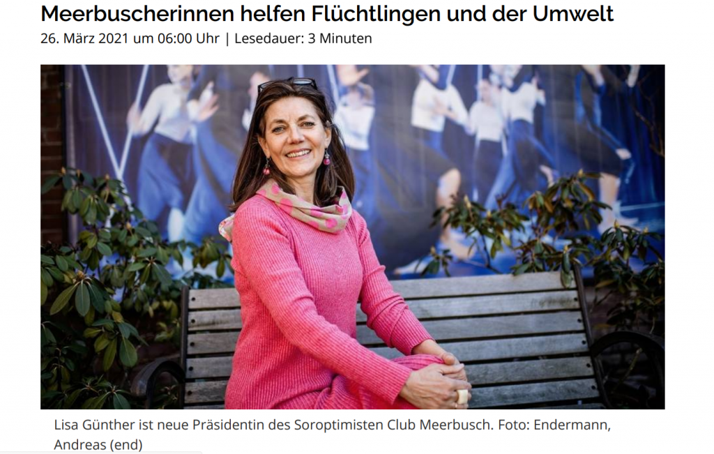 Lisa Meerbusch goes Future1